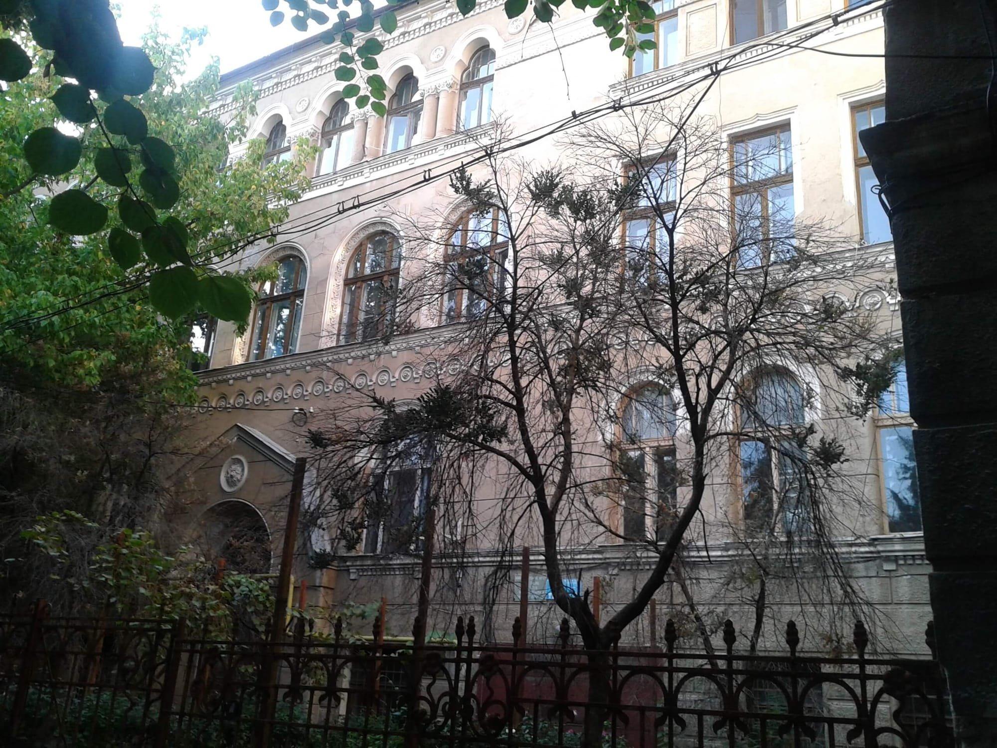 Román léányiskola