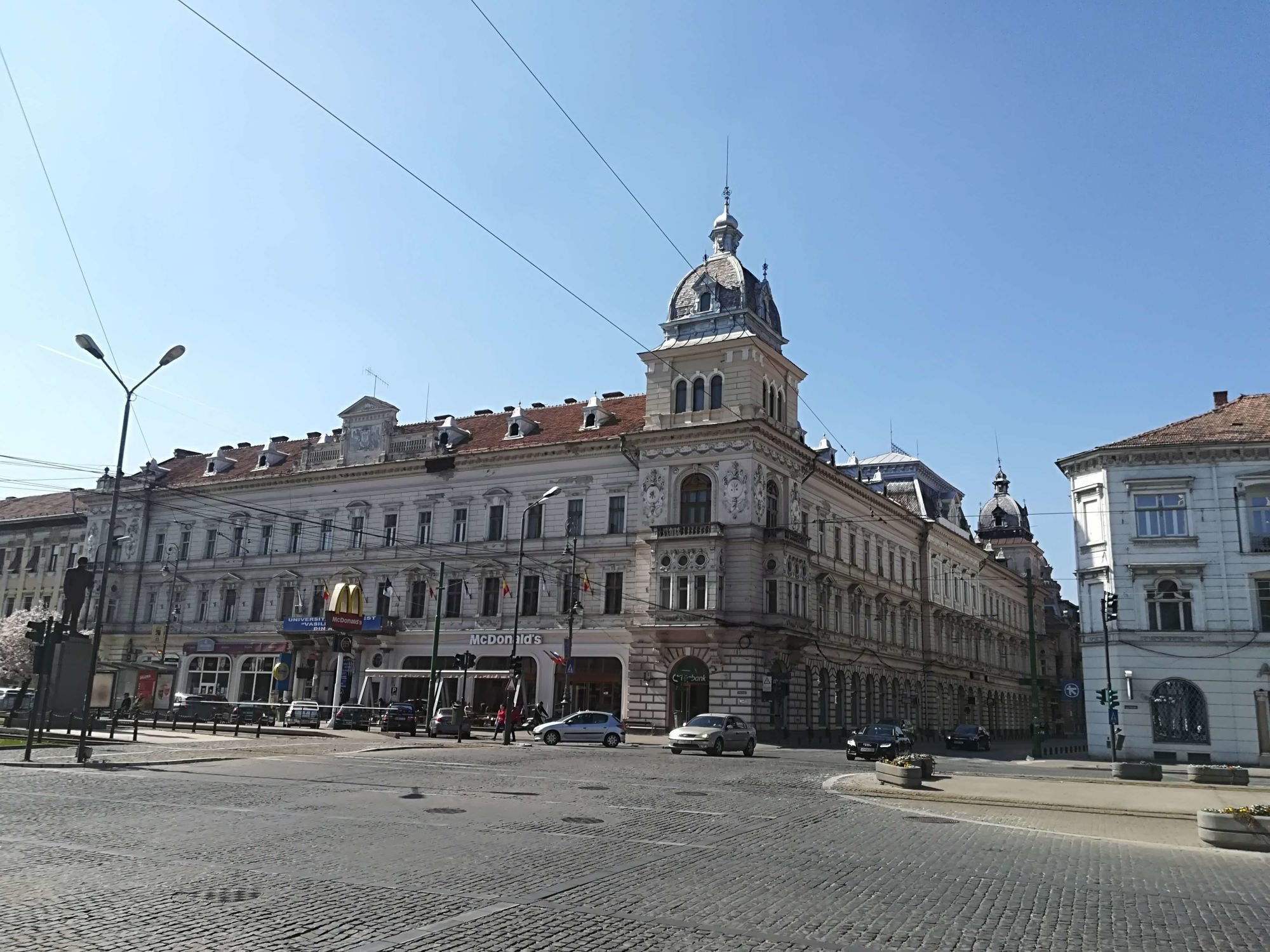 palatul Neuman Arad