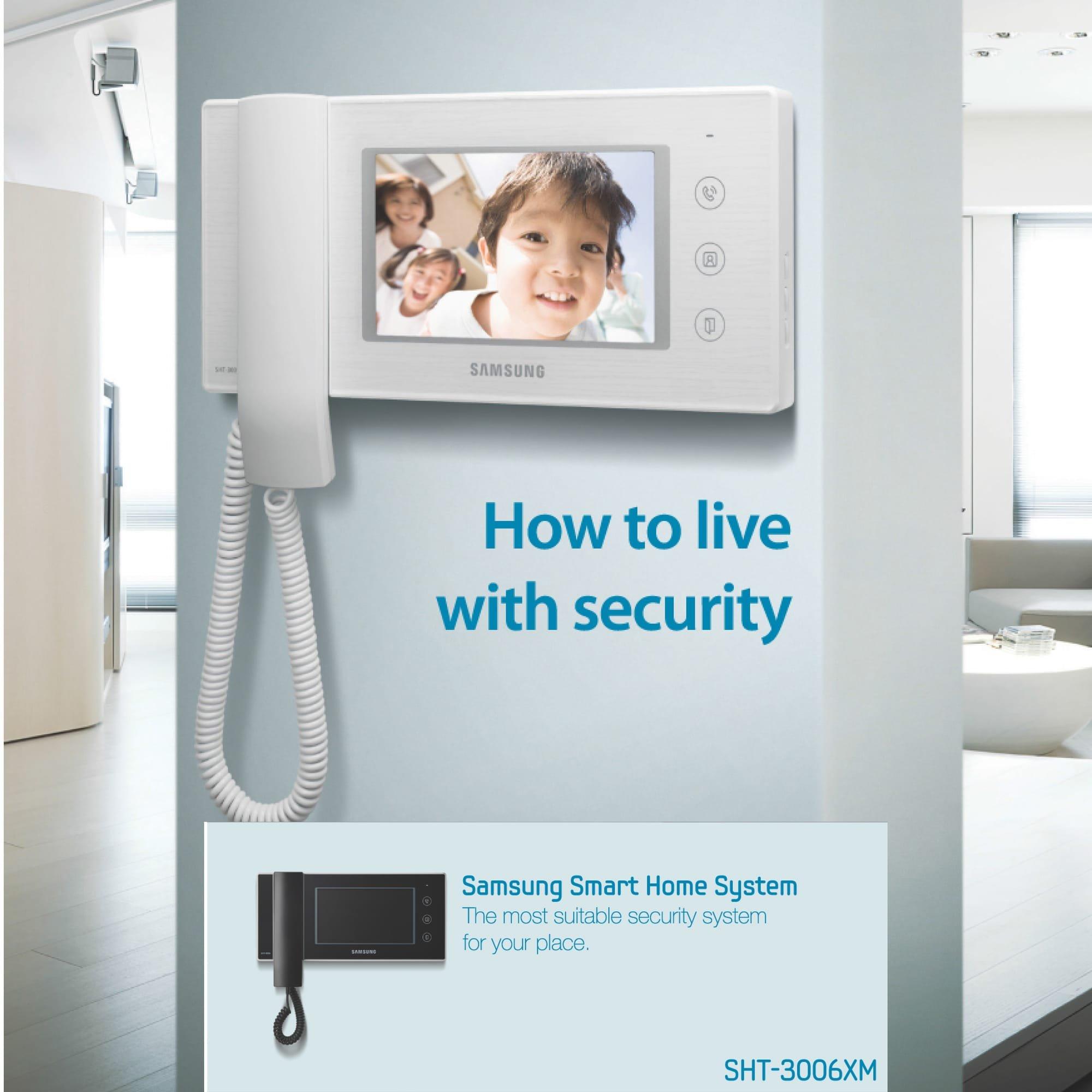 Samsung Video Door Entry System Gallery Doors Design Modern