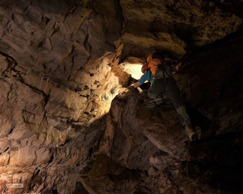סדנת אקסטרים-צילום מערות