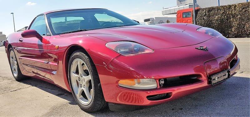 Chevrolet Corvette C5 - 1998