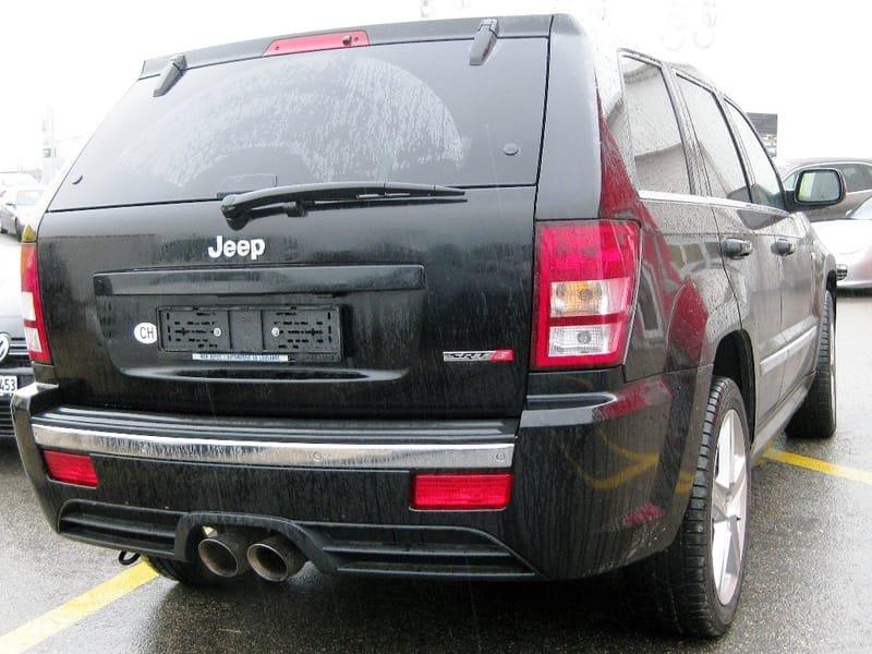 Jeep Cherokee 6.1 SRT - 2006