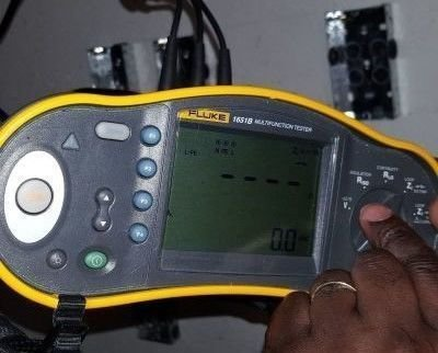 Electrical Inspection & Initial Testing