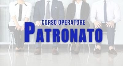 Corso Operatore Patronato