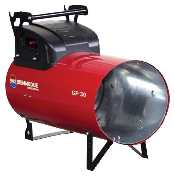 Noleggio Generatore aria calda - Biemmedue Gp30