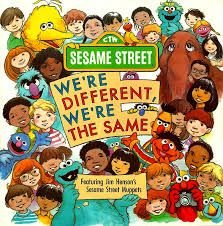 Image result for We're Different, We're the Same (Sesame Street)