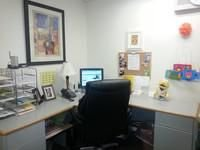 Desk is clean!  For now....