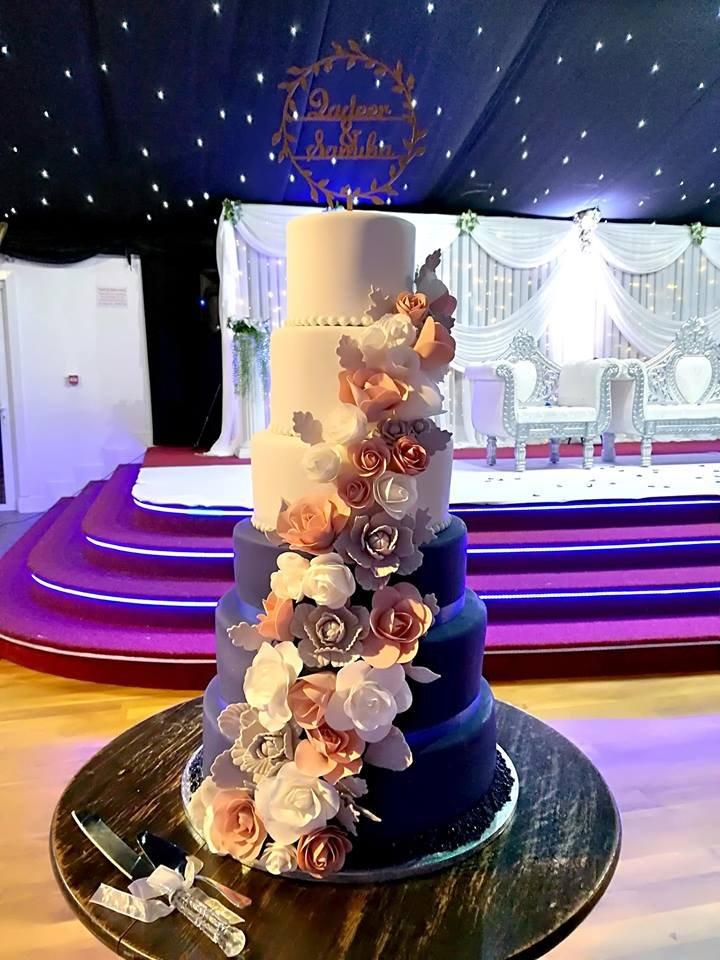 Wedding cakes-  Dudley
