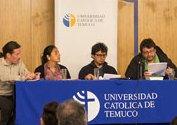 Panel: Reflexiones en torno a la formación de dramaterapéutas en el espacio universitario.