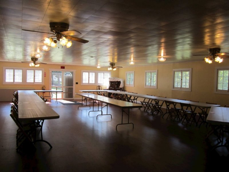 SOCIAL HALL DINING ROOM