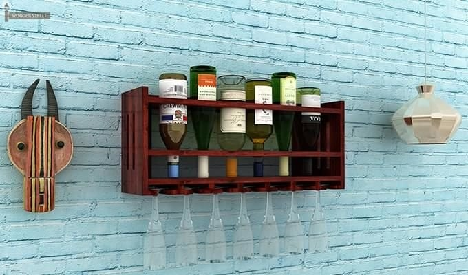 5 Different And Creative Ways To Use Wine Racks Wooden Street