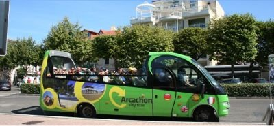 50 Km Arcachon City Tour