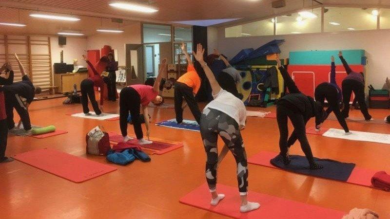 Cours de Yoga du Mardi soir