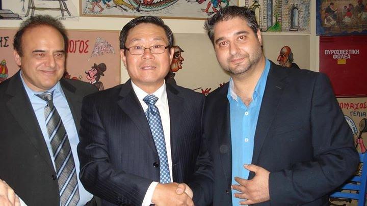 Πρεσβης Κίνας