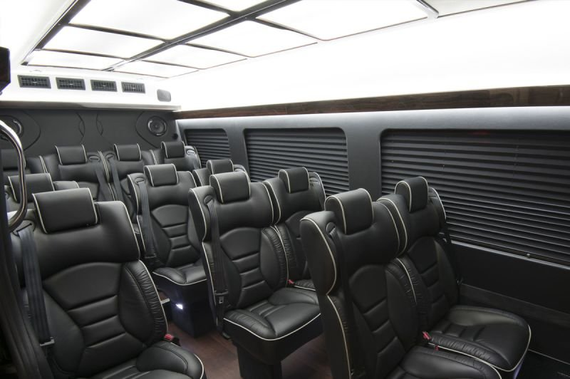 Executive 14 Passenger Sprinter