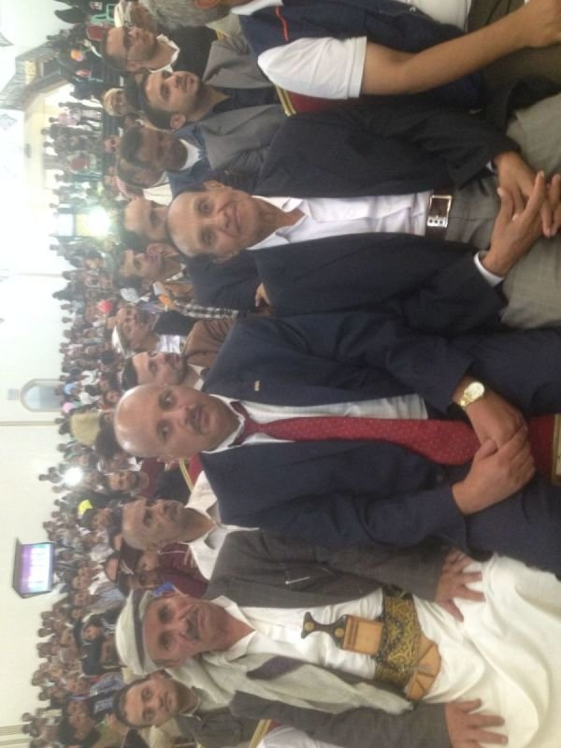 مشاركة رئيس الاتحاد في حفل التخرج و دعم الخريجيين