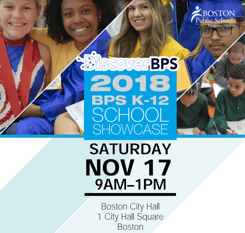 Boston Public Schools Showcase 2018