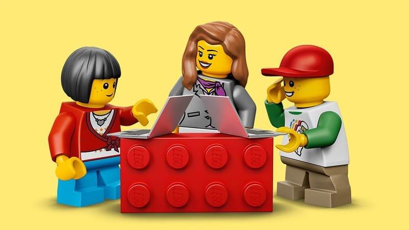 Legos Galore, Let's Explore!