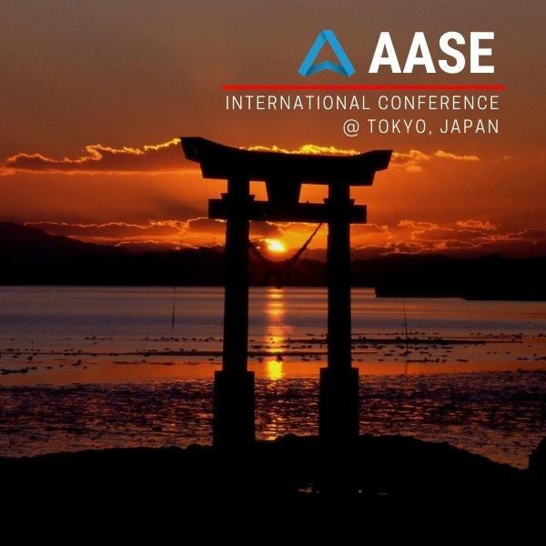 AASE Conference@Tokyo, Japan