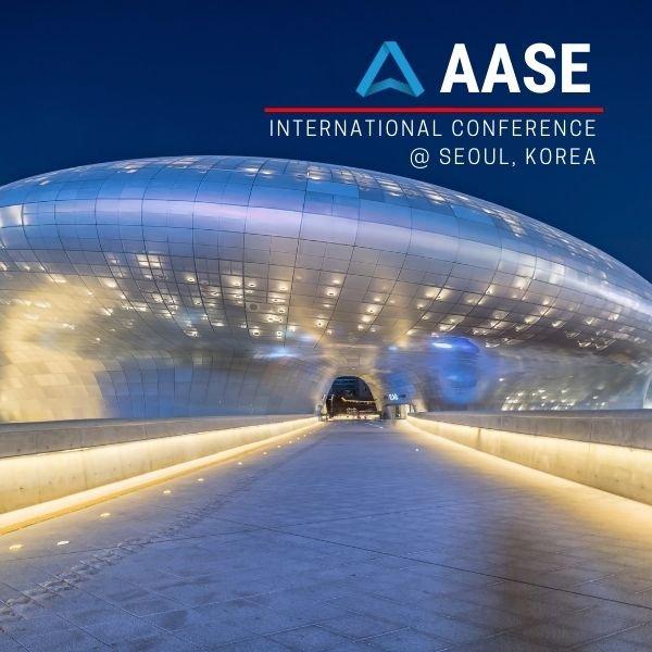 AASE Conference@Seoul, South Korea