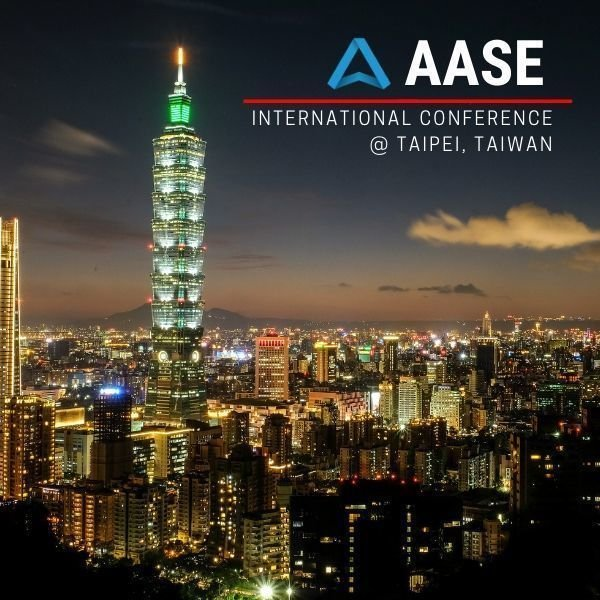 AASE Conference@Taipei, Taiwan