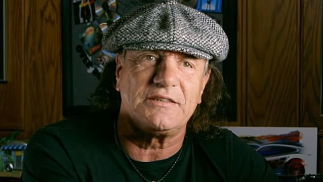BRIAN JOHNSON: 'I Had A Great Run' With AC/DC
