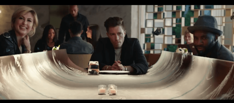 Phantogram's Sarah Barthel Appears in Shaun White's Superbowl Ad