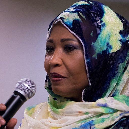Dr Ayda Barakat