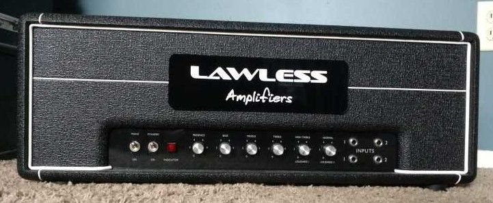 Lawless Amplifiers & Kangaroo Amp Covers