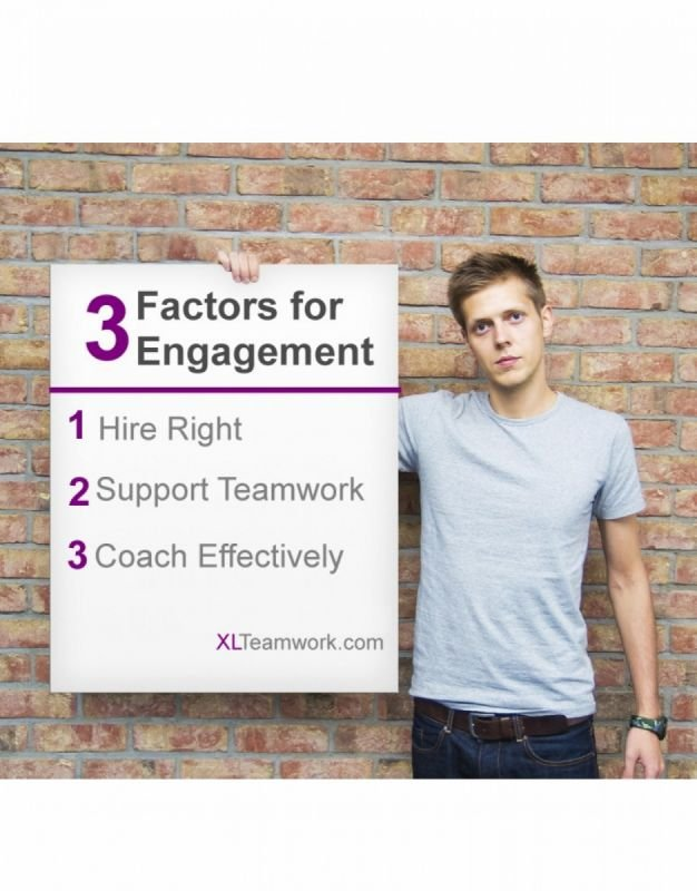Team Engagement: 3 Factors for Engagement Excellence