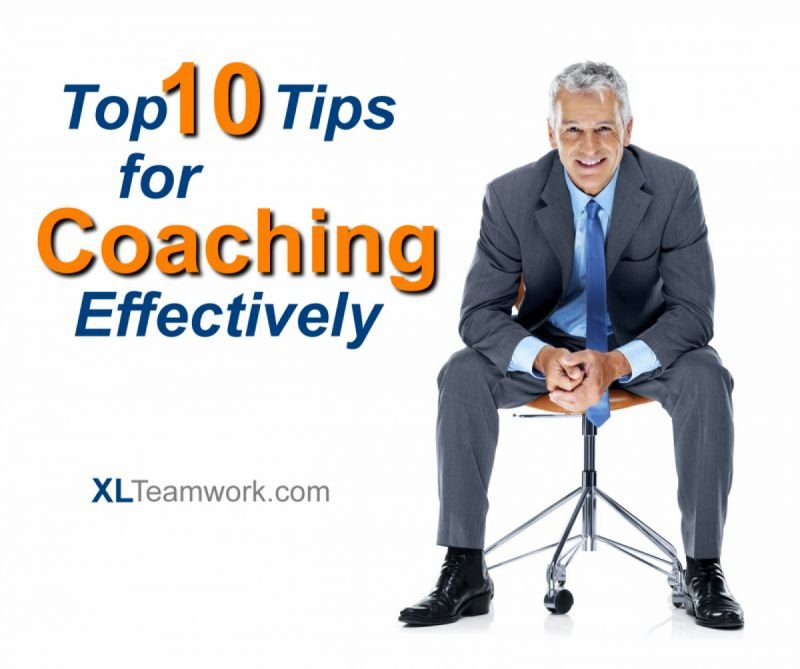 Top 10 Coaching Tips