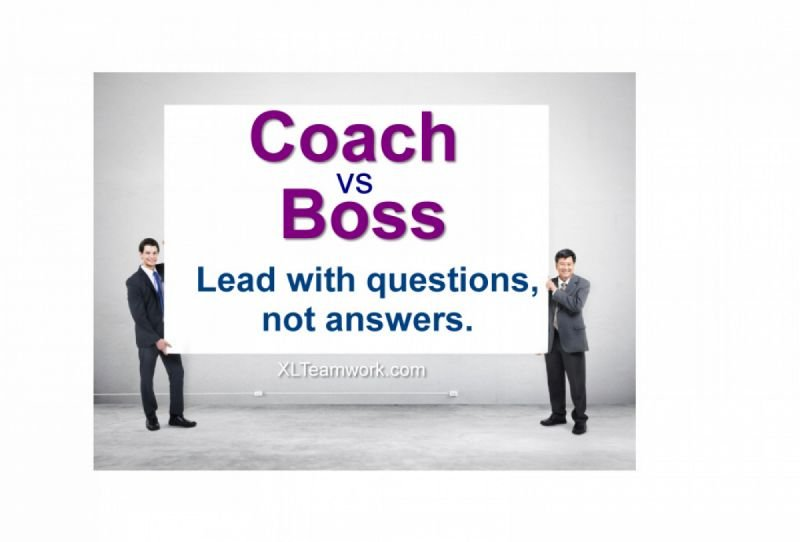 What is the Difference Between a Coach and a Manager?
