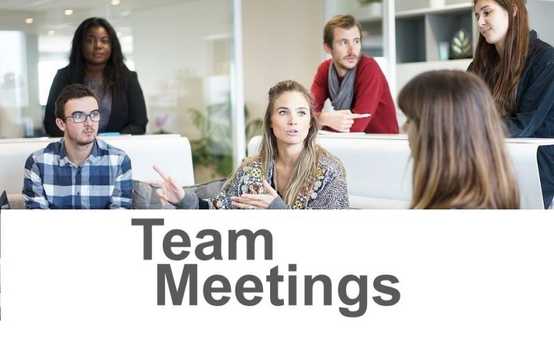 Teamwork at Your Team Meeting
