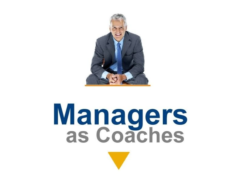 Equip  Managers to Coach in 1Day