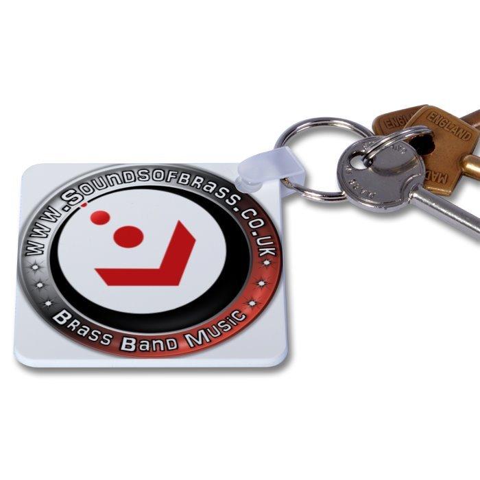 Promo key ring