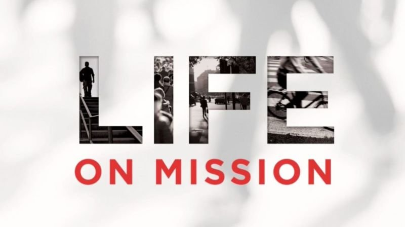 Life on Mission - Perspective - Jason Simpkins 4.8.2018