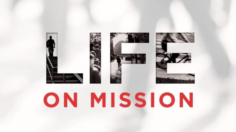 Life on Mission - Pursue - Jason Simpkins 4.29.2018