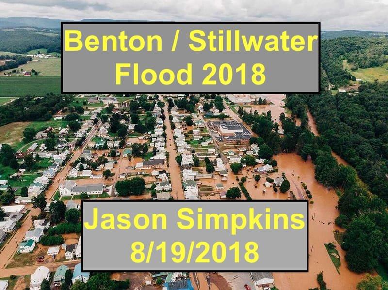 The Flood of 2018 - Jason Simpkins 8.19.2018
