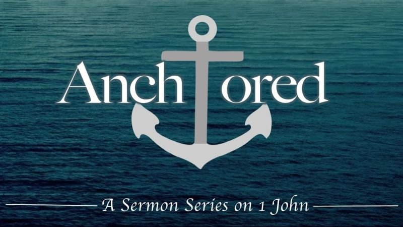 Series - Anchored - Looking for Love - Jason Simpkins 2.10.2019