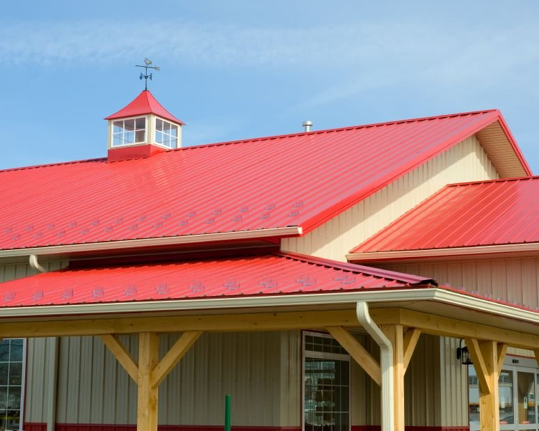 Benefits Of Using Metal Roofing