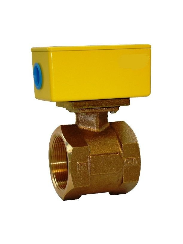 Differential pressure flow switch