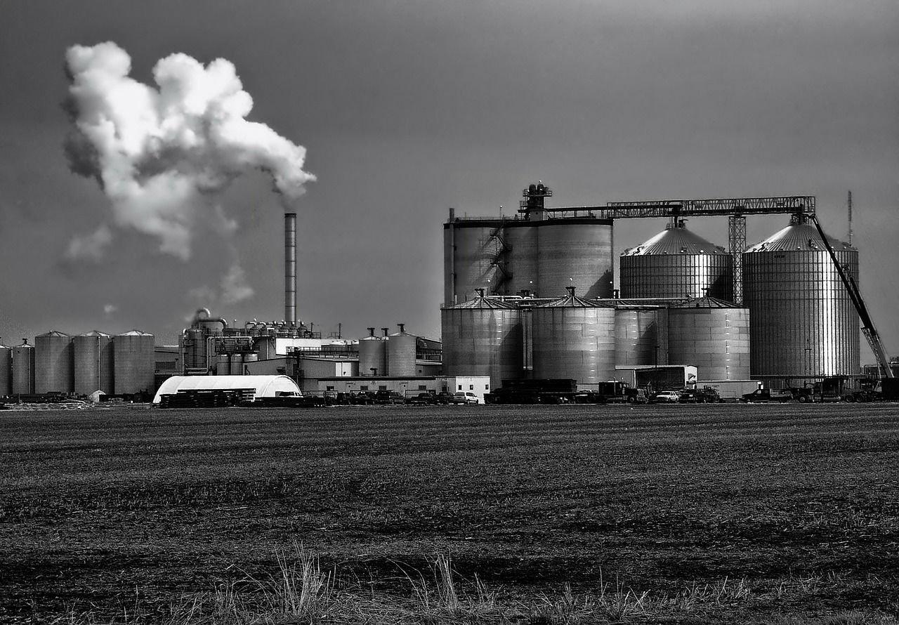 Ethanol Plant Flow Meters