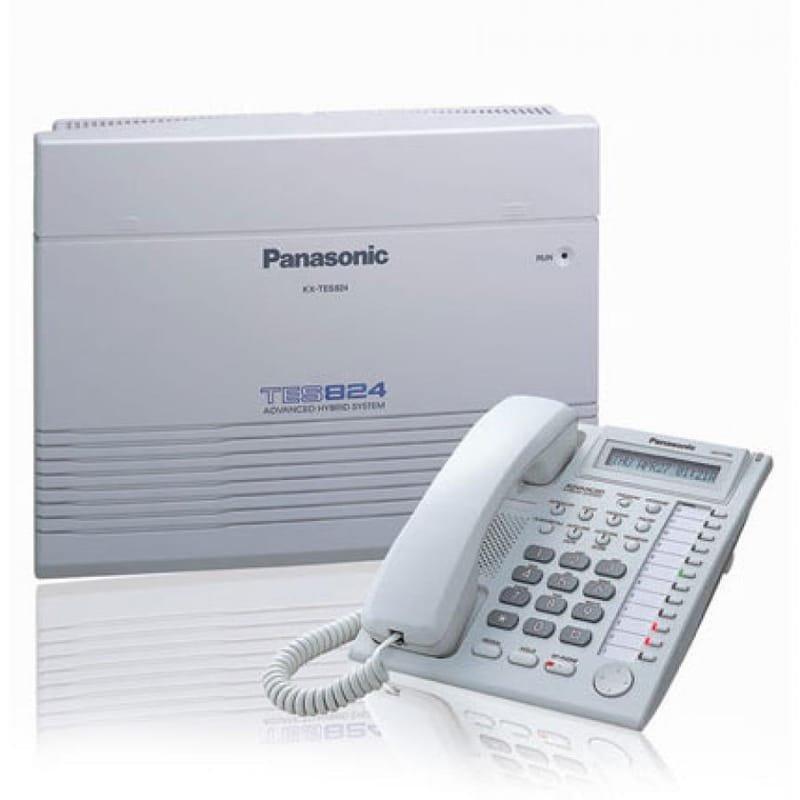 מרכזיות פנסוניק אנלוגיות  HTS-824 TA-308 TEA-308 TES-824