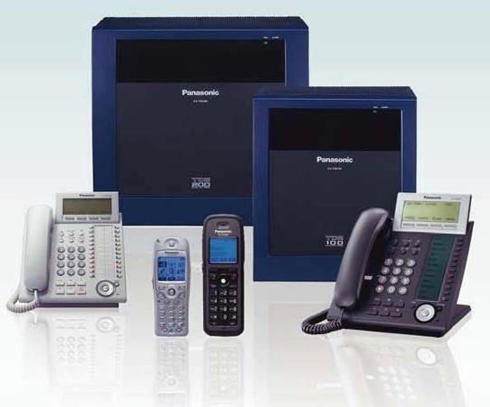 מרכזיות פנסוניק TDA/TDE/NCP/NS-500/1000 IP