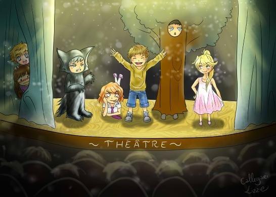 Initiation au théâtre à la Chaux-de-Fonds