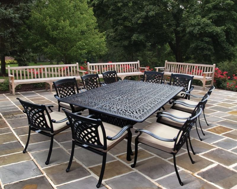 Essential Items You Need to Secure and Confirm Prior Choosing Patio Furniture