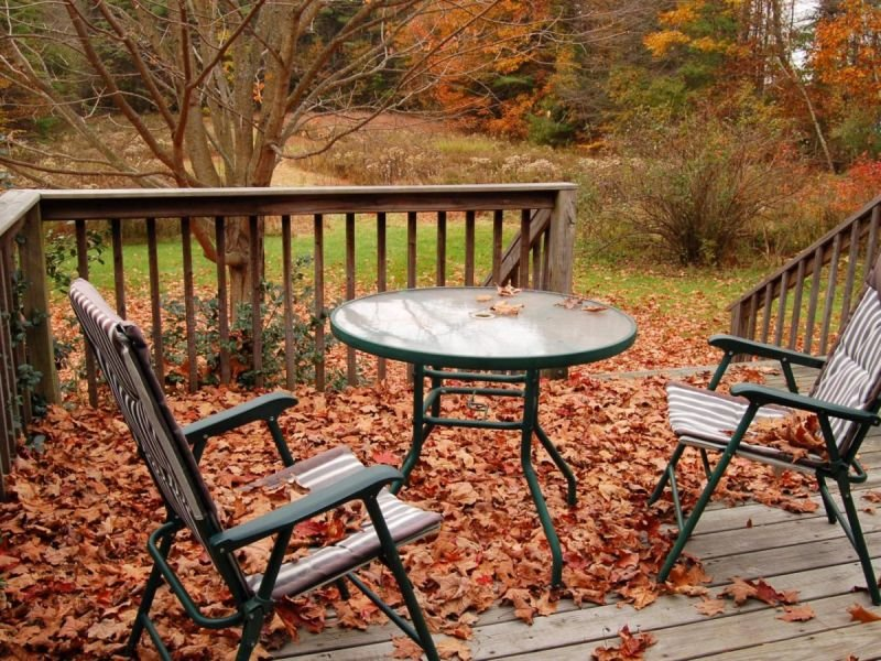 Guidelines That You Should Follow When You Are Selecting Patio Furniture