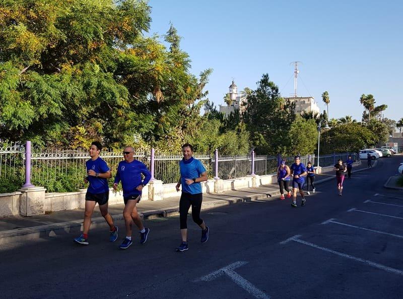 קבוצות ריצה במקומות עבודה