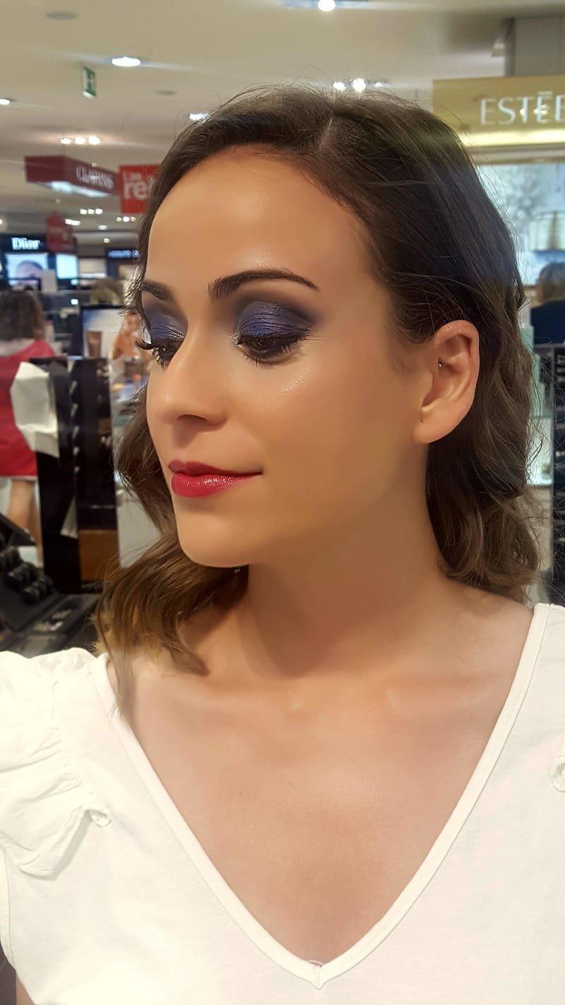 Servicio maquillaje