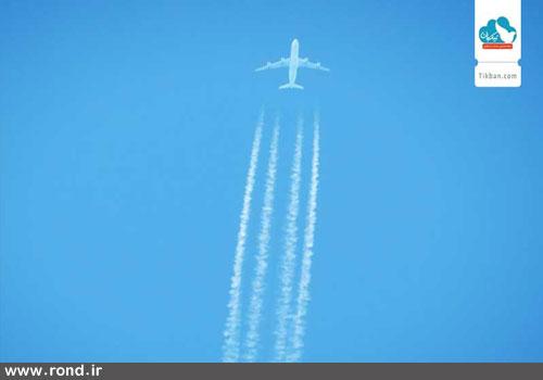 4 نکته شگفت انگیز هواپیما